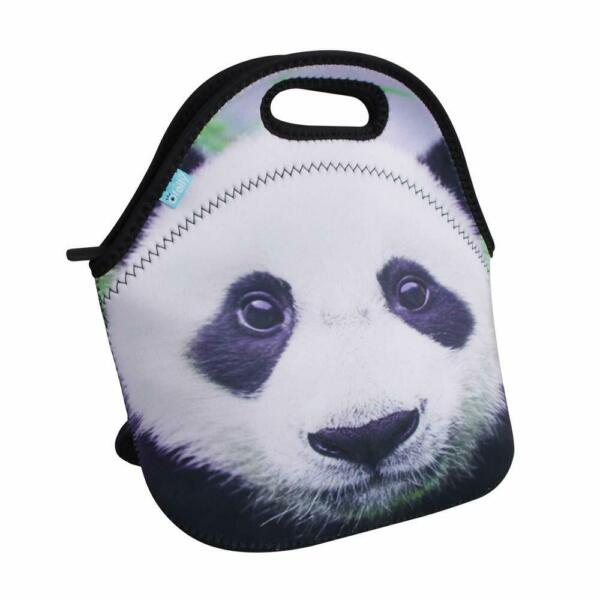 Lunch Boxes OFEILY Lunch Tote Lunch bags with Neoprene Panda Middle