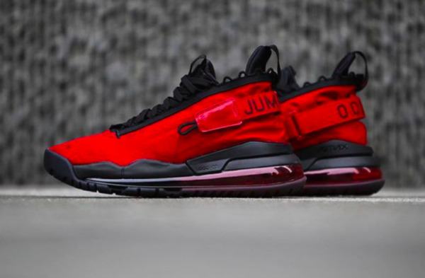 NIKE AIR JORDAN PROTO MAX 720 GYM RED BLACK WHITE NEW BQ6623 600 BRED 8-13 US