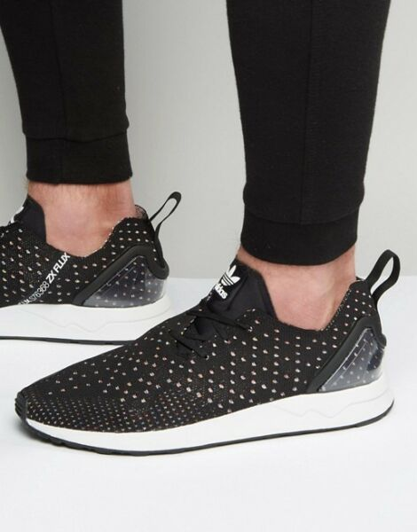 NEW MENS ADIDAS ZX FLUX ADV ASYM PK SNEAKERS S76368-SHOES-RUNNING-SIZE 11
