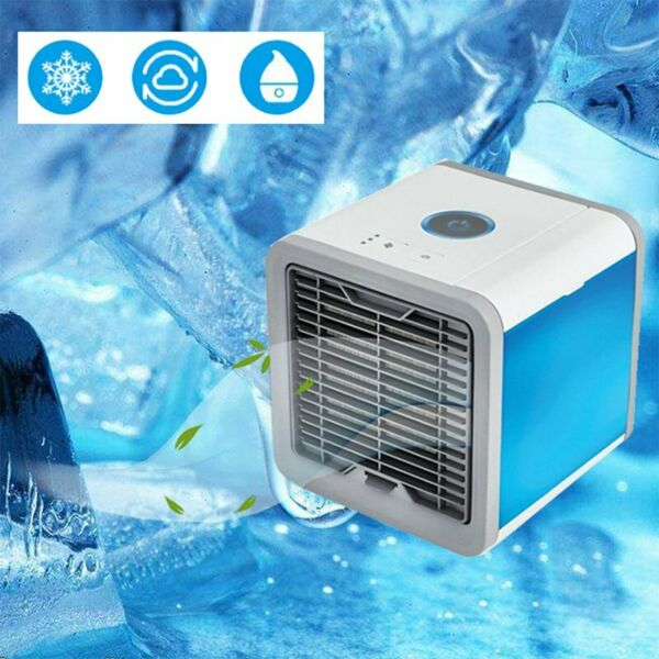 Hot ! Portable Mini AC Air Conditioner Personal Cooling Fans Humidifier Purifier