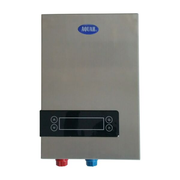 AQUAH 27 KW ON DEMAND ELECTRIC TANKLESS WATER HEATER WHOLE HOUSE $389.99