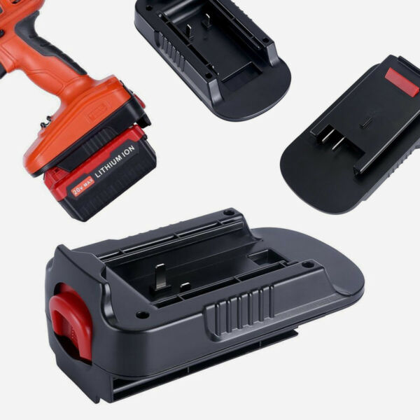20V Adapter HPA1820 for Black & Decker 20V Max Battery to HPB1820 18V Tool