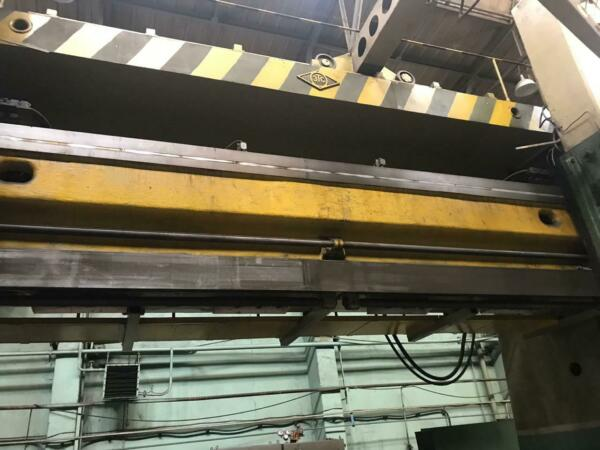 "Vertical Turning Lathe Kolomna 1580L swing 8000mm (315"")"
