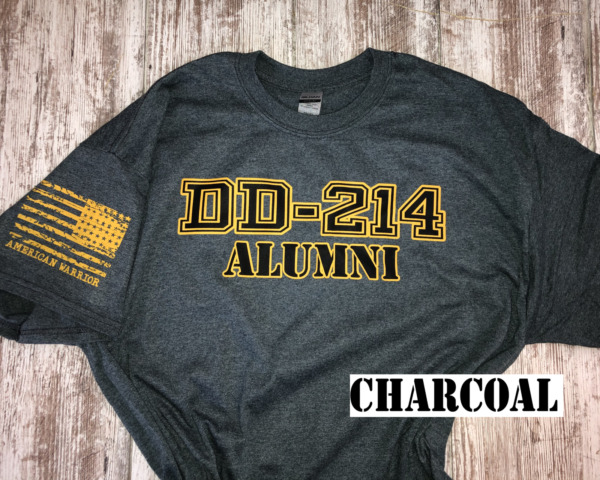 DD 214 Alumni Shirt Military for any Veteran 00