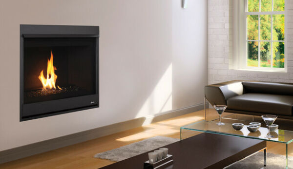 Superior DRC2040 Direct Vent Gas Fireplace Aries 40