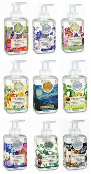 Michel Design Works Foaming Hand Soap 17.8 fl oz Free Shipping You Pick