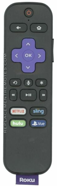 NEW ROKU Remote Control for Roku Streaming Stick Plus 3810x