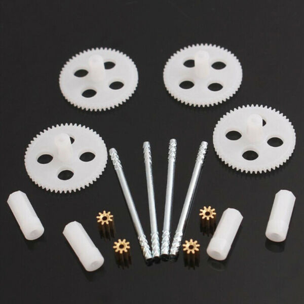1X Motor Gear&Main Gears Set For RC Quadcopter Drone Syma X5 X5C X5SC Parts