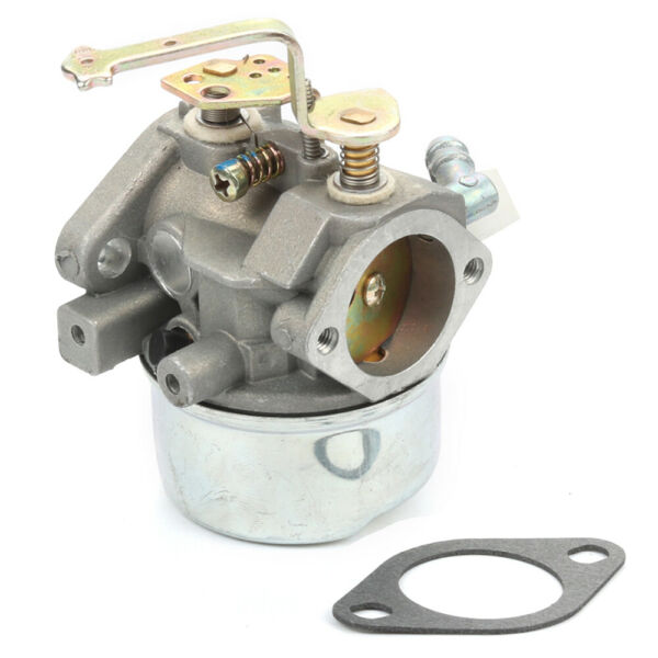 640152A Carburetor For Tecumseh HM80 HM90 HM100 8HP 9HP 10HP Snow Blower Engines