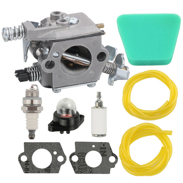 Carburetor for Poulan 1950 2150 2450 2550 Chainsaw 2375LE WT 891 W Air Filter $11.39