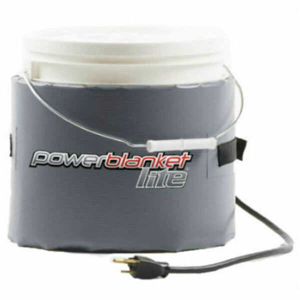 Powerblanket PBL2G Lite Insulated Pail Heater 2 Gallon Capacity 85