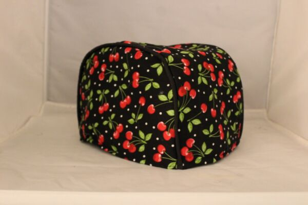 Cherries 4 Slice Toaster Cover
