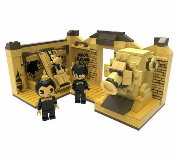 Bendy and the Ink Machine Room Scene 265 pieces