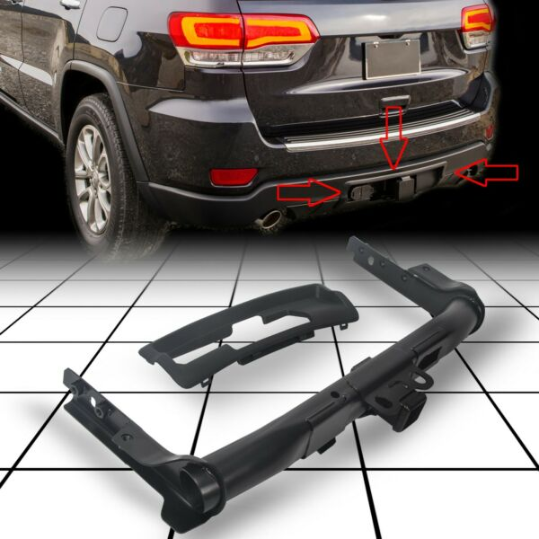 For 2011 2020 Jeep Grand Cherokee Class IV Trailer Hitch Receiver Hitch amp; Bezel $219.00