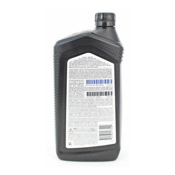 Mopar 68218057AB Transmission FLUID MOPAR ATF4 QUART FLUID MOPAR ATF4 QUART