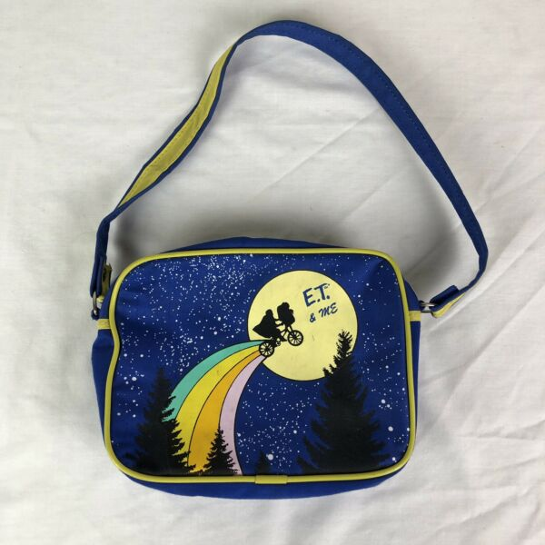 E.T. AND ME SMALL BAG PURSE VINTAGE 1982 $40.00