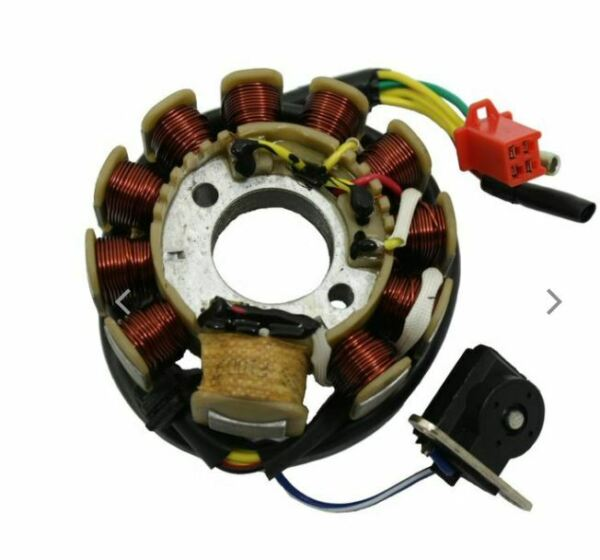 GY6 11 Coil Stator  AC 150cc and 125cc GY6 4-stroke QMI152157 Engine