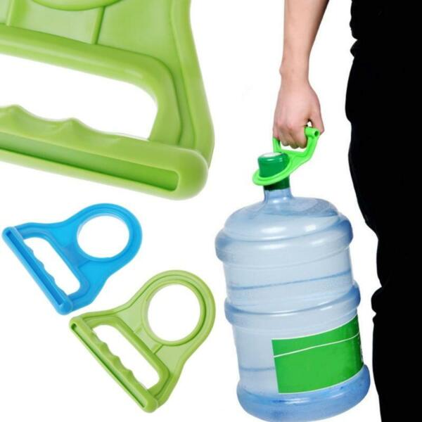 5 Gallons Bottled Water Pail Bucket Carry Handle Easy To Carry Tool Color Random