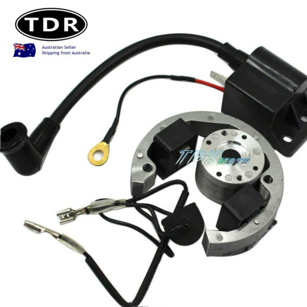 STATOR ROTOR FLYWHEEL Ignition coil kit For KTM 50 LC SX LC AC Trailbike