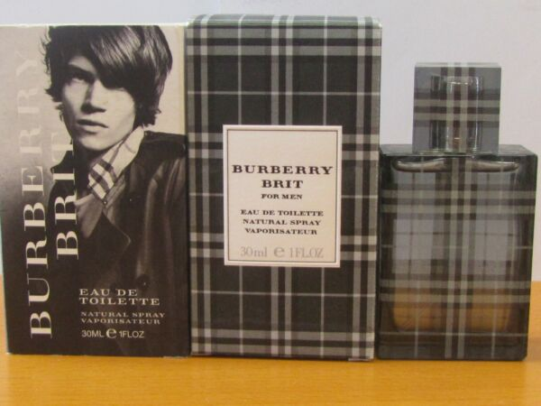 Burberry Brit By Burberry Cologne Men 1.7oz 50 ml Eau De Toilette Spray Sealed $42.58