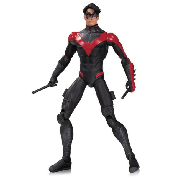 DC Comics The New 52: Nightwing Action Figure 7