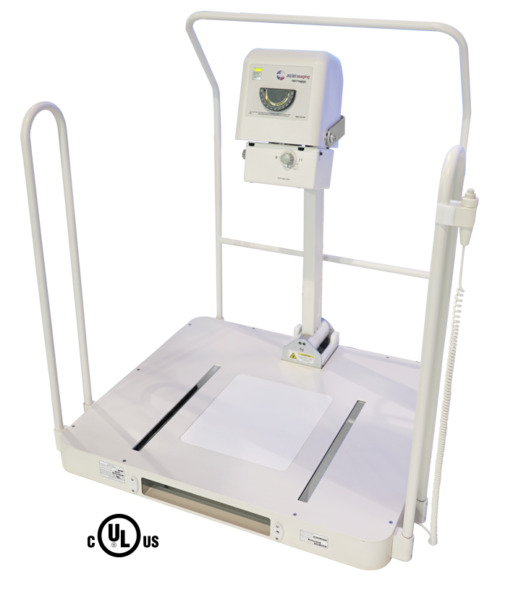 (New) 2020 Imaging HF X-ray Podiatry unit with 10x12 Premium DR Panel