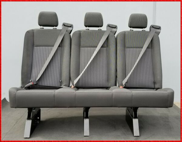 3 PASSENGER CHARCOAL CLOTH 62.5