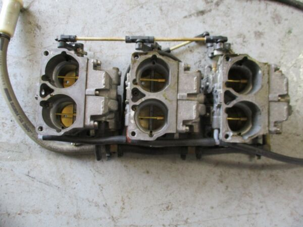 2002 Mercury L150 Carburetor outboard Carb Set $200.00