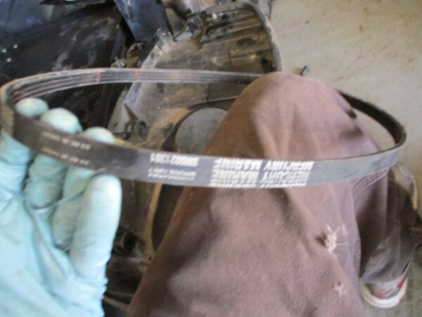 2002 Mercury L150 Carburetor outboard drive belt 8m00021301 $25.00