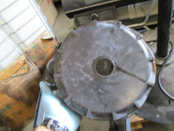 2002 Mercury L150 Carburetor outboard flywheel cover $30.00