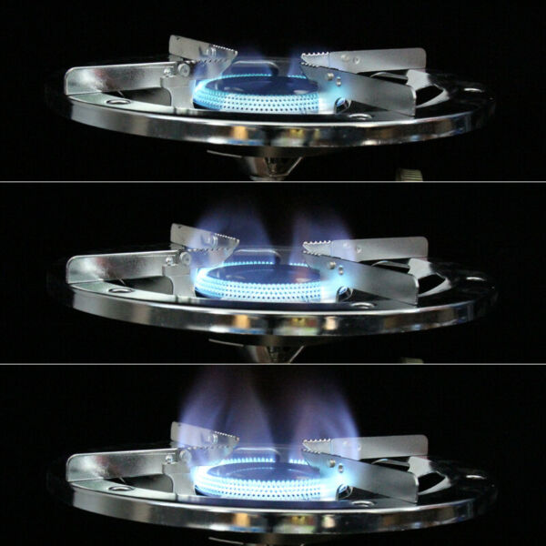 Easywalking Propane cylinder Stove Gas burner Cooking portable camping stove
