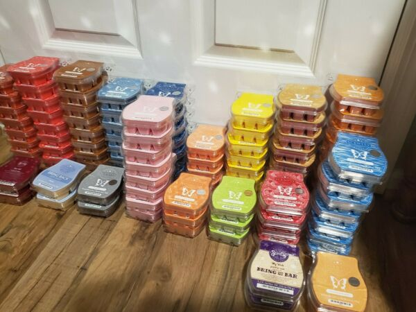 Scentsy Bars- BNIP- SOTM Retired etc.