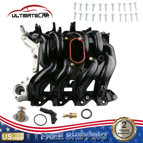 Upper Intake Manifold w Gaskets For Ford F150-F350 E150-E450 Expedition 5.4L V8