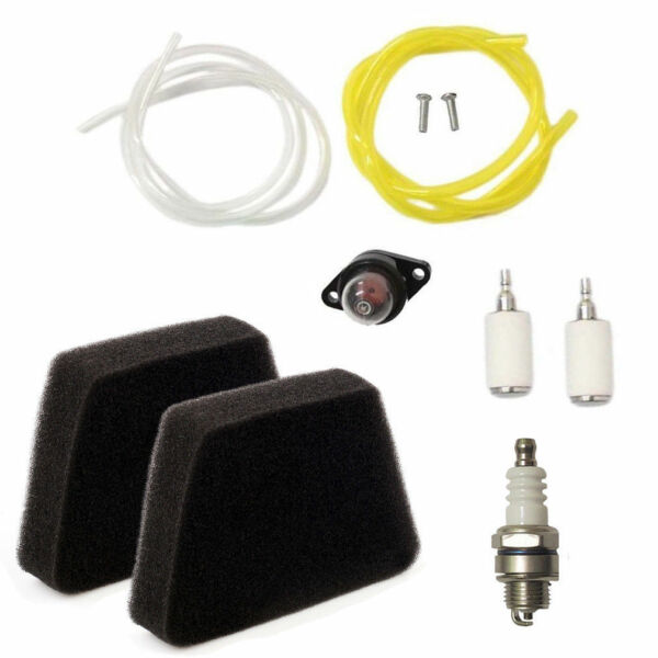 Fuel Filter Gas Line Primer Bulb For Mcculloch Chainsaw 2000 3200 3500 3516 3210