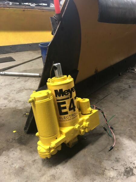 Meyer E47 Snow Plow Pump REBUILT + I WILL BUY YOUR OLD PUMP AND PAY SHIP!!