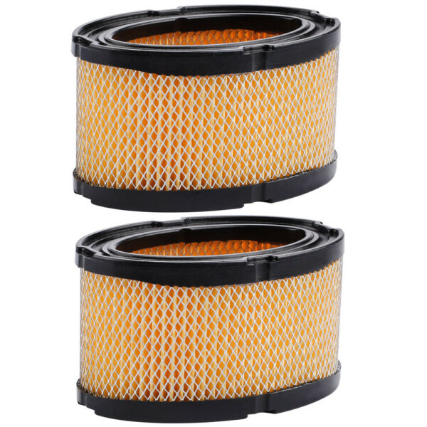 2Set AIR FILTER FOR TECUMSEH 33268 M49746 30-100 7-02232 HM70 HM80 TVM195 HXL840