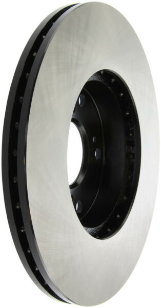 Disc Brake Rotor-High Performance Slotted Centric 126.40036SL