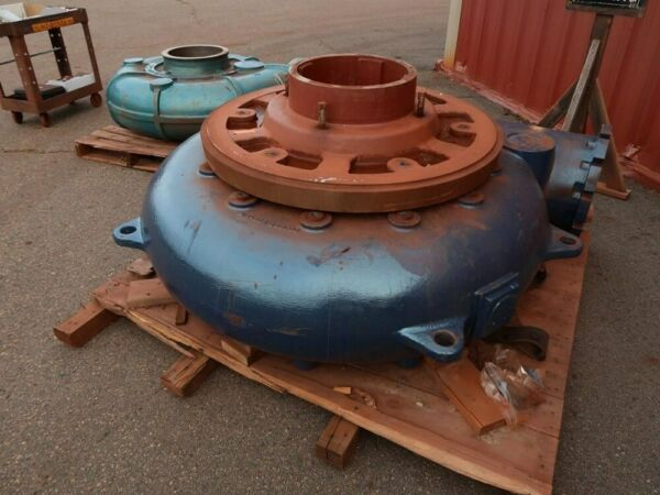 Metso MM400 14x12 Slurry Pump Casing and Impeller New