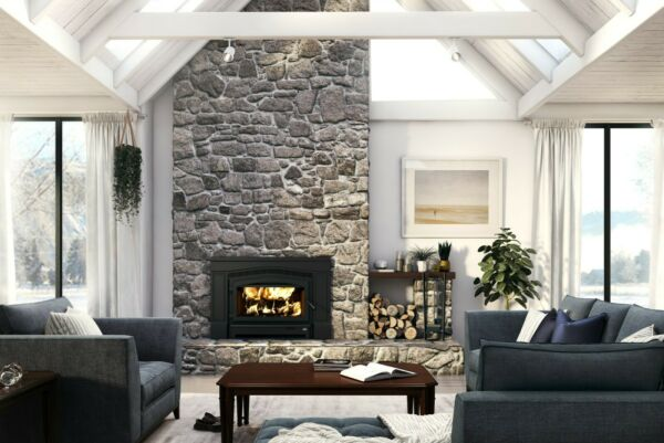 Osburn Matrix 2700 Wood Stove Insert With Blower PACKAGE DEAL W LINER KIT $3899.00