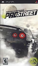 Need for Speed: ProStreet (Sony PSP 2008) Complete with Manual