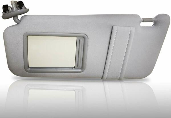 New Front Driver Side Gray Windshield Sun Visor For Toyota Camry 2007-2011 $22.98