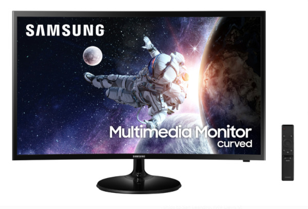 Samsung LC32F39MFUNXZA 32quot; Curved 1920x1080 HDMI 60hz 4ms FHD LCD Monitor