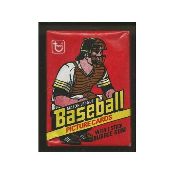 1978 Topps U Pick Baseball Cards