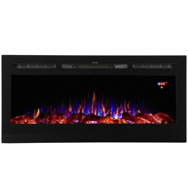 Regal Flame LW2040 Essex 40in Wall Mounted Electric Fireplace