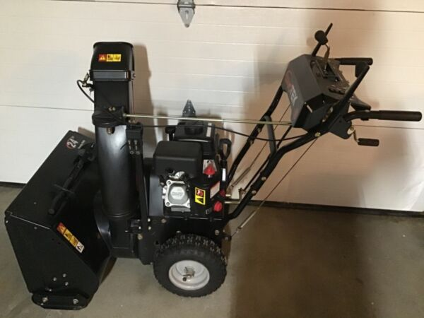 "24"" Ariens Sno-tek snow blower two stage 208cc electric start"