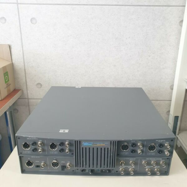 Used Audio Precision SYS2322 - Audio Analyzer