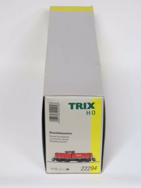 Trix 22294 Diesel Switch Engine DB AG  Railion Digital DCC with Telex Couplers