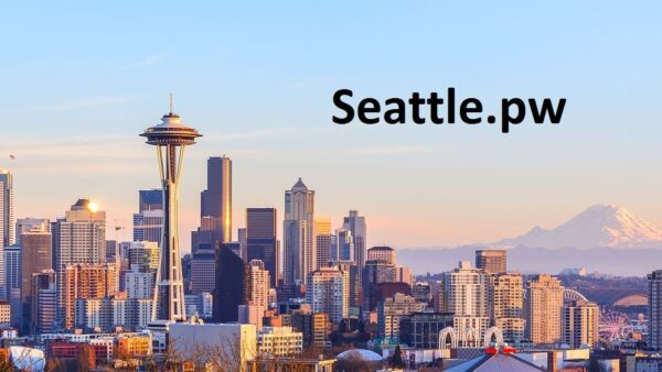 Seattle.pw - Premium GEO Domain Name - BRANDABLE City Company Region Sports