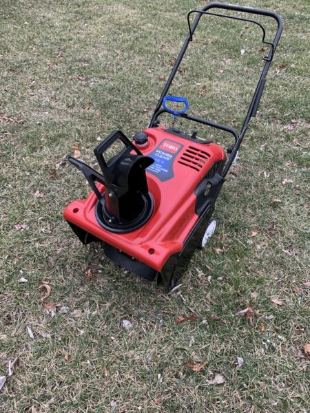 """Toro Power Clear 721 E (21"""") 212cc 4cycle Single-stage Snow Blower Elec Start"""