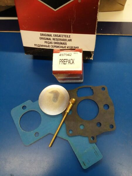 394989 Briggs Carburetor Kit $25.50